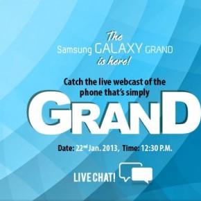 A Grand Galaxy?