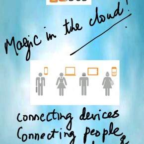 Magic in the cloud!
