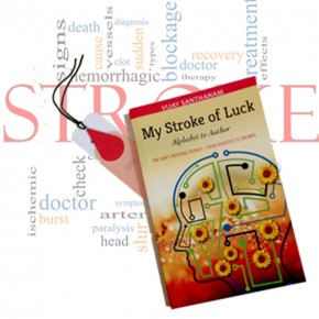I thought I understood. Review of 'My stroke of luck'