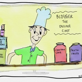 Bloggers – the online chefs