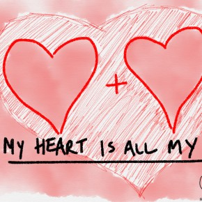 My heart is all my own