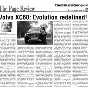 Volvo XC60: Evolution redefined!
