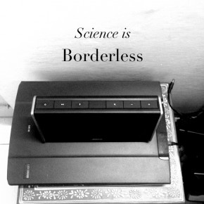 Science is borderless