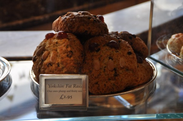 The 'Fat Rascal' of Yorkshire... my inspiration for a fragrance!
