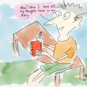 Please read my diary