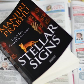 Tabla and Dagga. Review of 'Stellar Signs'