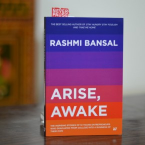 Your time starts now! Review of 'Arise, Awake'